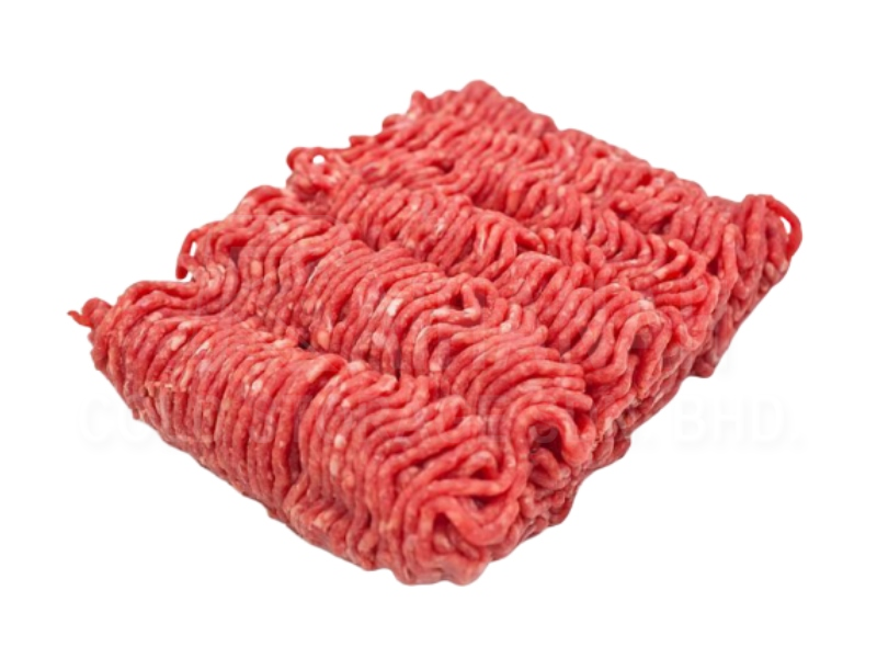Minced Meat<br><span class='malay'>Daging Hancur</span>